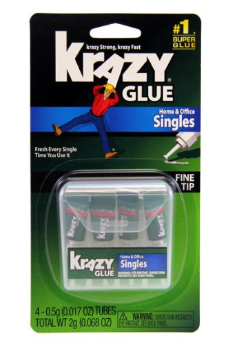 krazy-glue-kg82048sn-instant-crazy-glue-home-office-4-single-use-tubes-of-0017-ounce