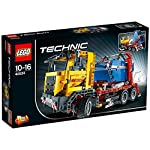 LEGO-Technic-42024-Camion-Portacontainer