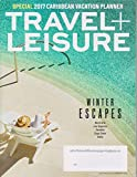 Travel + Leisure February 2017 Winter Escapes Australia, Los Angeles, Sweden, Cape Town, India