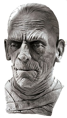 Collectors Edition Frankenstein Costumes Mask - Mummy Mask Costume