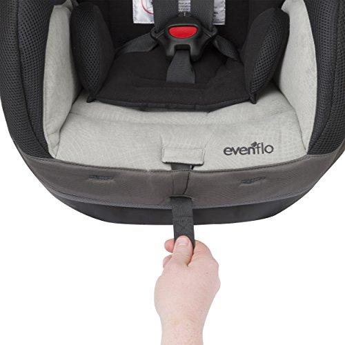032884185924 - Evenflo SureRide DLX Convertible Car Seat, Paxton carousel main 2