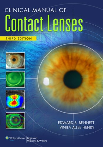 Clinical Manual of Contact (Lenses Contact)