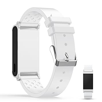 iFeeker Montre connectée Withings Pulse Ox Sangle de bande de rechange,  souple en silicone Sports