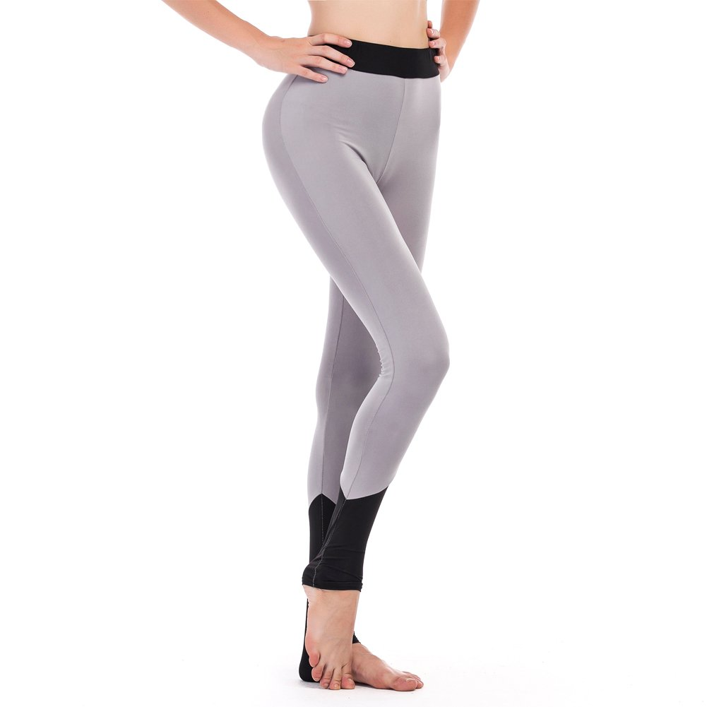 Women Yoga Leggings ibowo Capri Pants for Girls Workout Sport Running