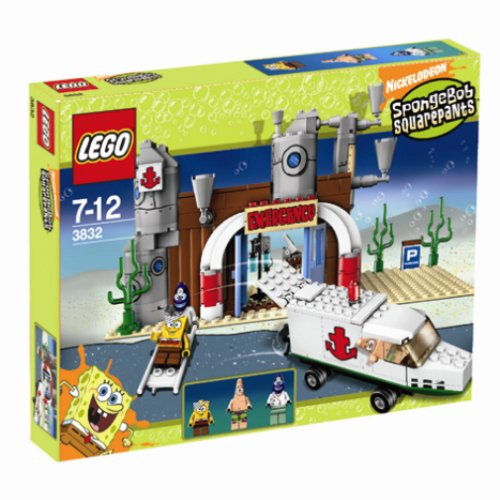 Top 9 Best LEGO Spongebob SquarePants Sets Reviews in 2019 3