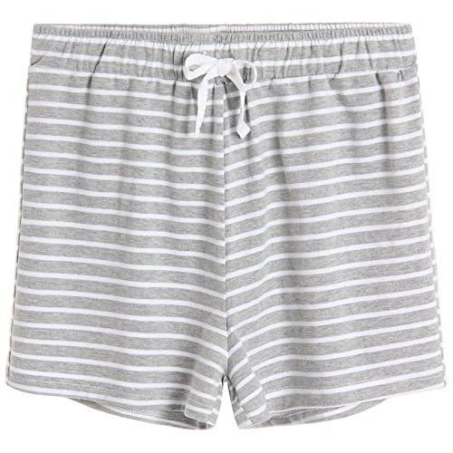 2d033cf680 Latuza Women s Cotton Striped Pajama Shorts well-wreapped ...
