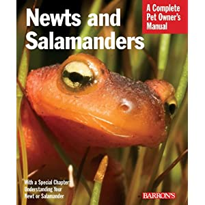 Newts and Salamanders (Complete Pet Owner's Manuals) 18