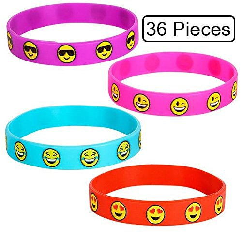 Bracelets Silicone Carnival Assorted Brilliant product image
