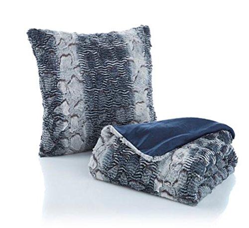 adrienne-landau-faux-fur-throw-and-pillow-indigo-pheasant