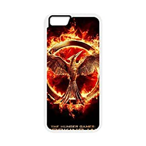 """WJHSSB Cover Shell Phone Case The Hunger Games For iPhone 6 Plus (5.5"""")"""