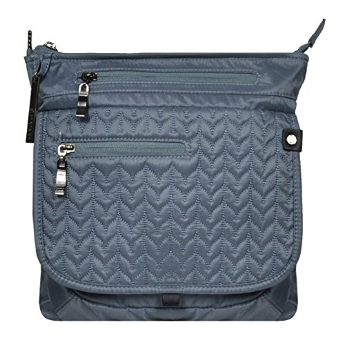 Sherpani Jag Black Cross Body