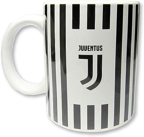 FC Juventus Serie A 11oz Taza de cer/ámica con Escudo