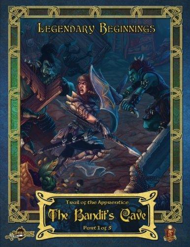 The Bandit's Cave (5E) (Trail of the Apprentice (5E)) (Volume 1)