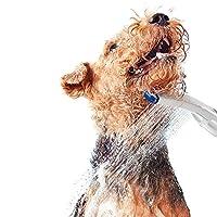 Waterpik PES-142 Pet Wand Dog Shower for Indoor-Outdoor Use, 10.5