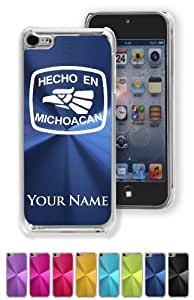 Case/Cover for iPhone 5C - HECHO EN MICHOACAN - Personalized for FREE (Click the CONTACT SELLER link after purchase and send a message with your case color and engraving request)