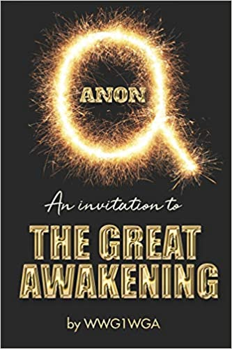 Картинки по запросу QAnon: An Invitation to the Great Awakening Amazon