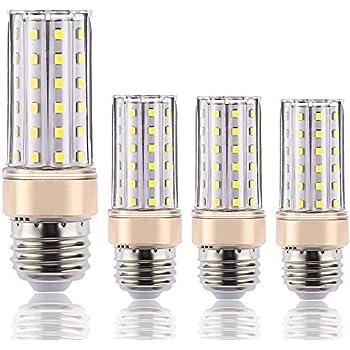 Amazon.com: yiizon 12 W LED de maíz bombillas, candelabro ...