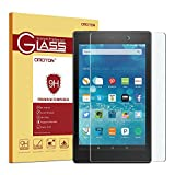 Best Kindle Screen Protectors - Fire HD 10 Glass Screen Protector, OMOTON Tempered Review