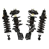 Prime Choice Auto Parts CST167-161PR Set of 4 Complete Strut Assemblies