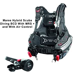 Mares hybrid scuba diving bcd with mrs and - Apex dive gear ...