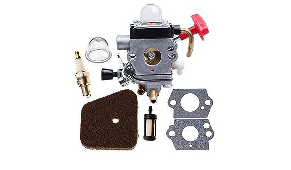 Hippotech Carburador con bombilla de imprimación para ...