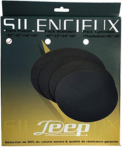 Sordinas apagadores para batería Deep PDSETFUS: Amazon.es: Instrumentos musicales