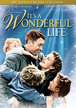 Amazoncom Its A Wonderful Life 60th Anniversary Edition James