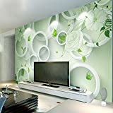 Wapel 3D Seamless Stereo Tv Background Wall Paper Living Room Sofa Background Wall Murals 400X280Cm