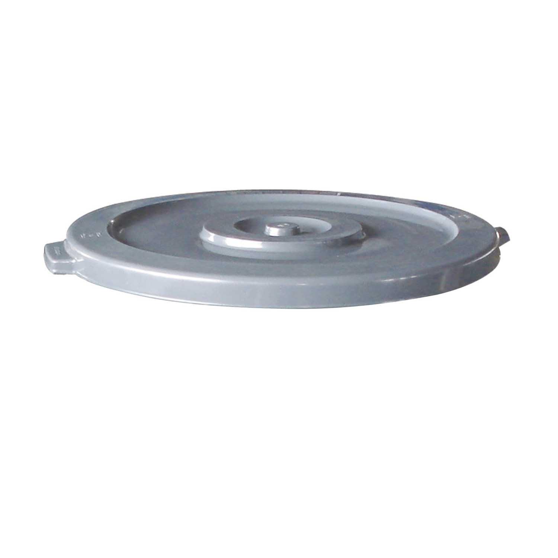 Excellante Trash Can Lid for 44-Gallon, Grey, PLTC044G PLTC044GL