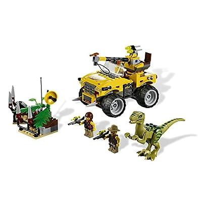 LEGO Dino Raptor Chase 5884: Toys & Games