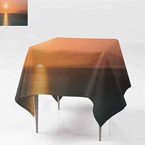 DILITECK Elegance - Mantel de diseño de Hojas de follaje ...