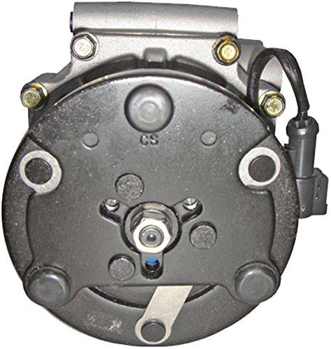 BEHR HELLA SERVICE 8FK 351 113-811 Compresor, aire acondicionado: Amazon.es: Coche y moto