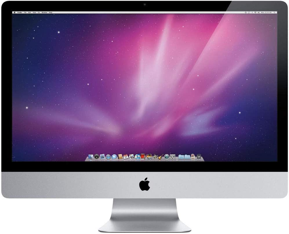 Apple iMac MC813LL/A 27-Inch Desktop (Renewed)