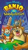 Banjo the Woodpile Cat [VHS]