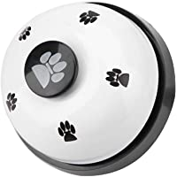Bell, Dog Toy Pet Bell Cat Toy för Hund för husdjur för katt(White)