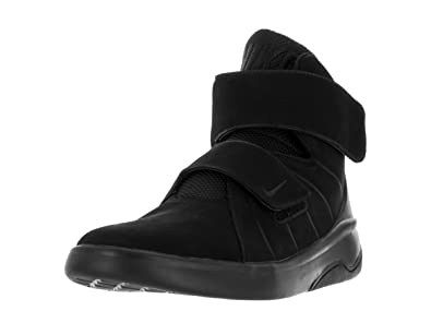 654569dde377 Nike Mens Marxman Premium Shoes Triple Black 832766-002 Size 8