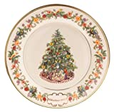 Lenox 2004 Trees Around the World Collector Plate