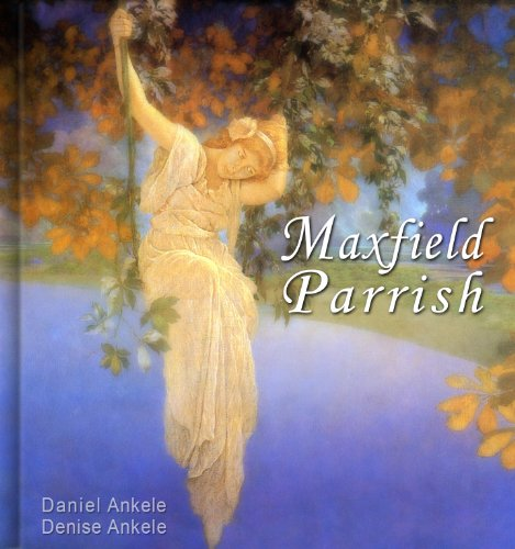 Maxfield Parrish: 180+ Paintings and Illustrations - Gallery - 180 Series Oil