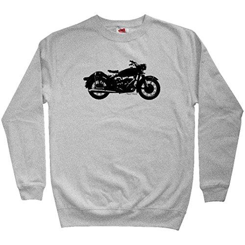 Vintage Indian Motorcycle Sweater - 7