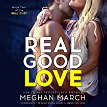 REAL GOOD LOVE: THE REAL DUET, BOOK 2