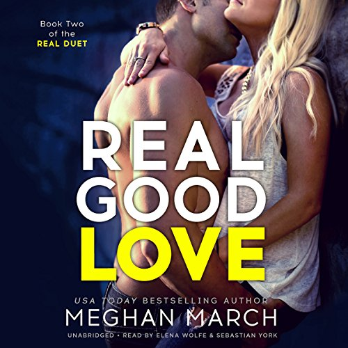 Real Good Love: The Real Duet, Book 2 Audiobook [Free Download by Trial] thumbnail