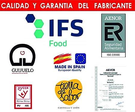 aBeiou. JAMON GRAN RESERVA DUROC PREMIUM. curación superior a 24–25 meses (jamón al vacío) fabricado en Guijuelo (SALAMANCA). Producto de la península Ibérica.