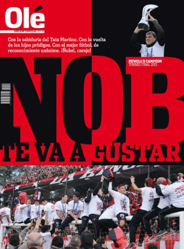 Revista De Newell's Old Boys Campeon 2013