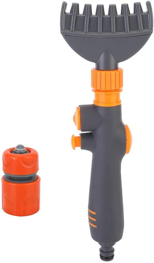 Duokon Tipo de Mano Limpiador de Filtro de Piscina Herramienta de Limpieza de Cepillo Limpio Accesorios de Piscina Limpiador de Cartucho de Filtro de Piscina