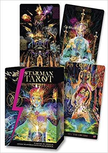 Starman Tarot Kit: Amazon.es: Davide De Angelis: Libros en ...