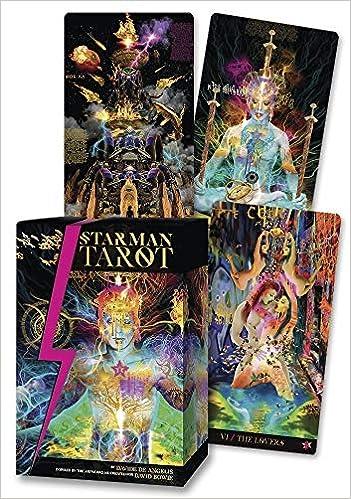 c78d7063a Starman Tarot Kit: Davide De Angelis: 9780738759821: Books - Amazon.ca