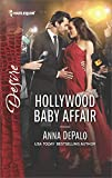img - for Hollywood Baby Affair (The Serenghetti Brothers) book / textbook / text book