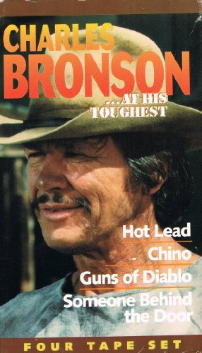 Charles Bronson ...At His Toughest (Hot Lead / Chino / Guns of Diablo / Someone Behind the - Diablo Door