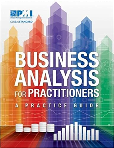 AmazonCom Business Analysis For Practitioners A Practice Guide