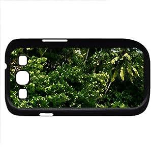 Perfect Beach Escape (Beaches Series) Watercolor style - Case Cover For Samsung Galaxy S3 i9300 (Black)